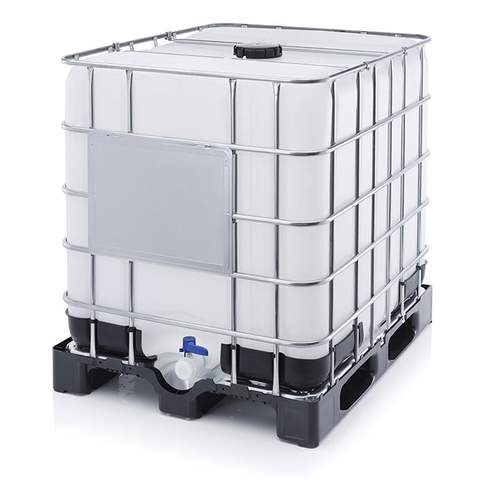 Container IBC pentru industria alimentara