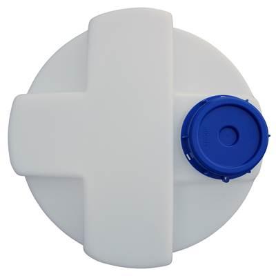 Rezervoare cilindrice pentru dozare si stocare cu busoane